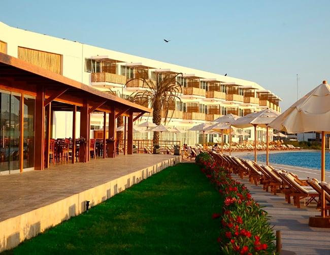 hotel san agustin paracas peru