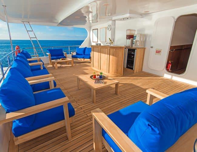 Tip top galapagos cruise