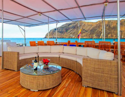 Best luxury yachts in the Galapagos Islands