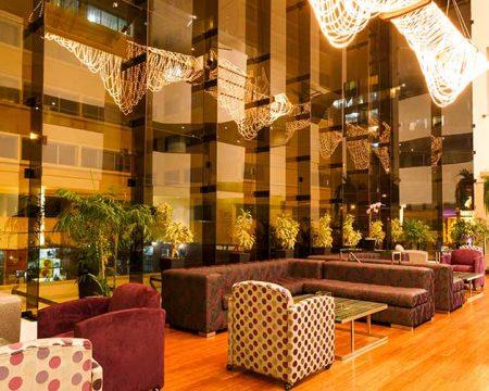 Crowne Plaza Lima  hotel de lujo
