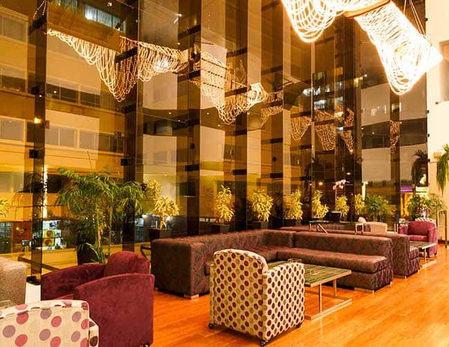 Crowne Plaza Lima - Luxury Hotel