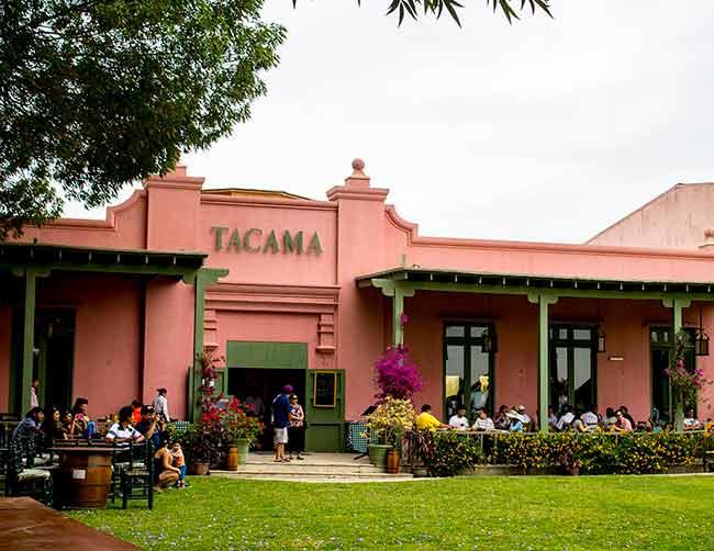 Hacienda Tacama