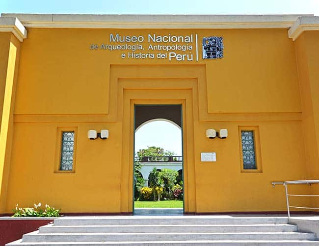 National Museum of Archaeology, Anthropology and History