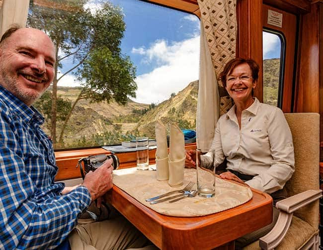 train luxury tren crucero ecuador