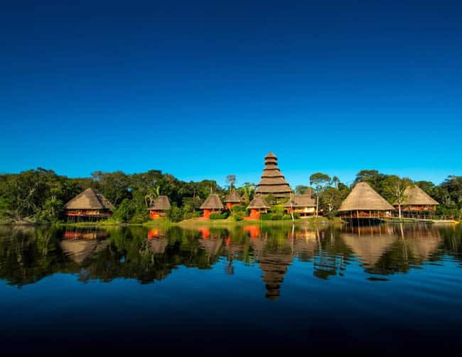 Luxury Amazon Lodges Ecuador Napo Wildlife Center