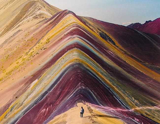 Rainbow Mountain Peru Tour Iletours