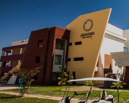 Aranwa Paracas Resort & Spa  hotel luxo