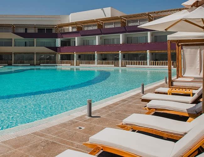 Hotel Aranwa Paracas Resort