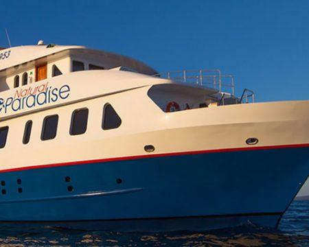 Natural Paradise Galapagos Cruises