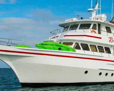 Reina Silvia Galapagos Cruises