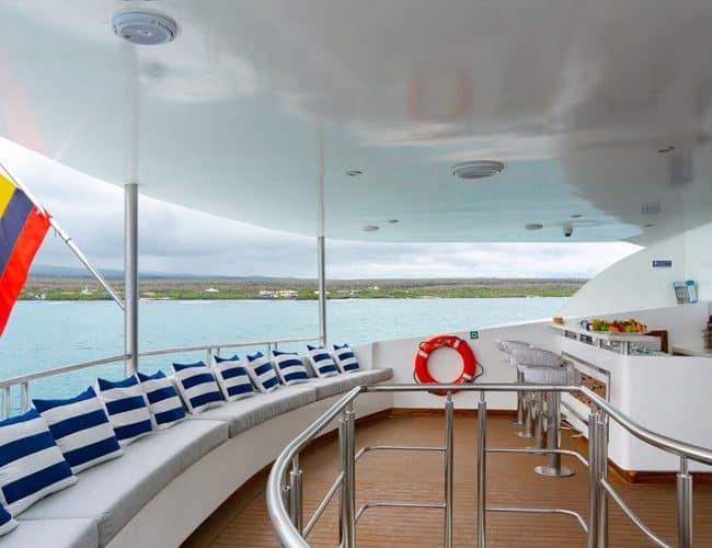 Cormorant galapagos cruises yacht luxury
