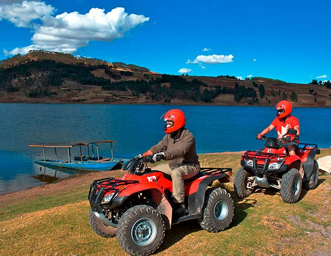ATV's Tours Cusco Peru Half Day