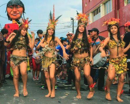 Fiestas de la amazonía peruana