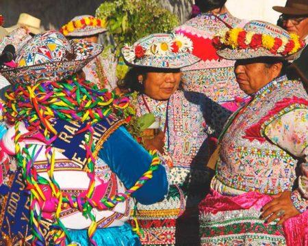 Principales Festividades en Arequipa.