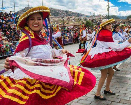 Fiestas tradicionales del Cusco