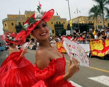 Principales Festividades Lima