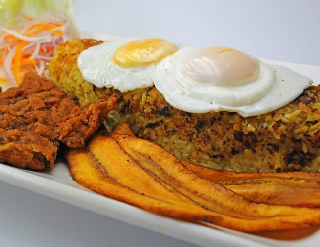 tacu tacu comida peruana
