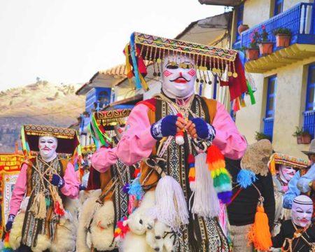 Fiestas tradicionales Perú