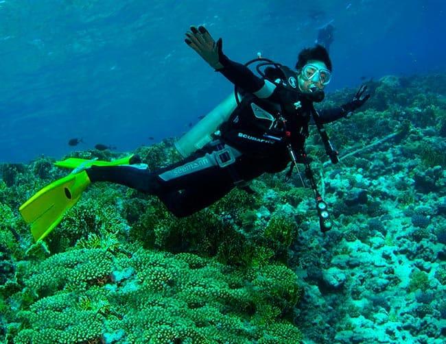 Cape Marshall on Isabela Island Scuba Diving