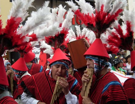 28-29 Peru's national Holidays, time to celebrated