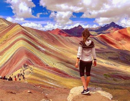 Consejos para ir a la montaña de 7 colores
