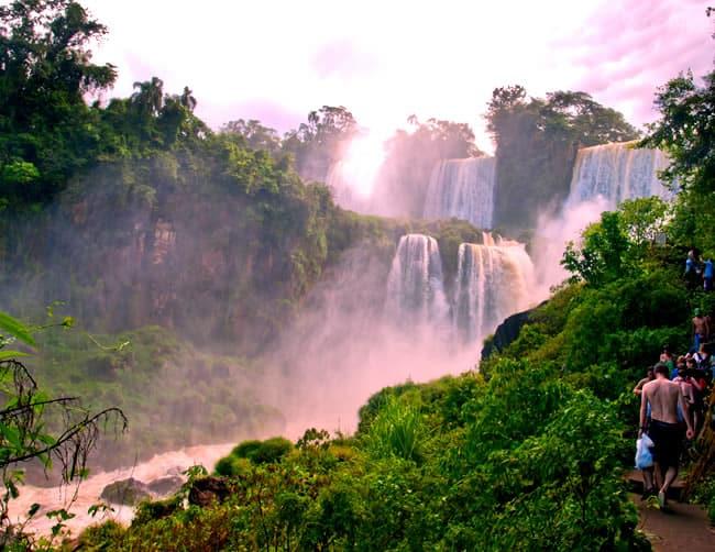 iIguazu waterfalls argentina