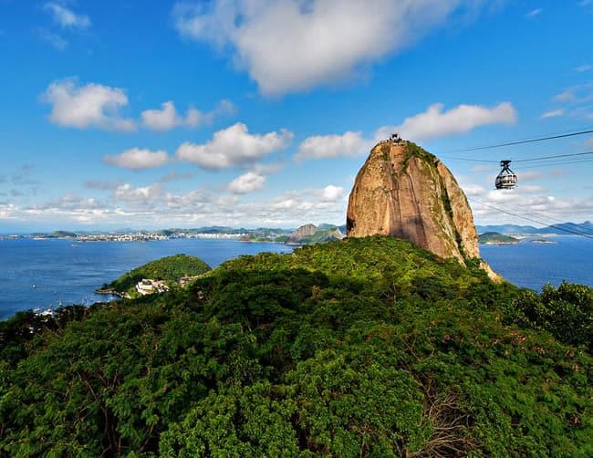 viagem rio de janeiro brasil
